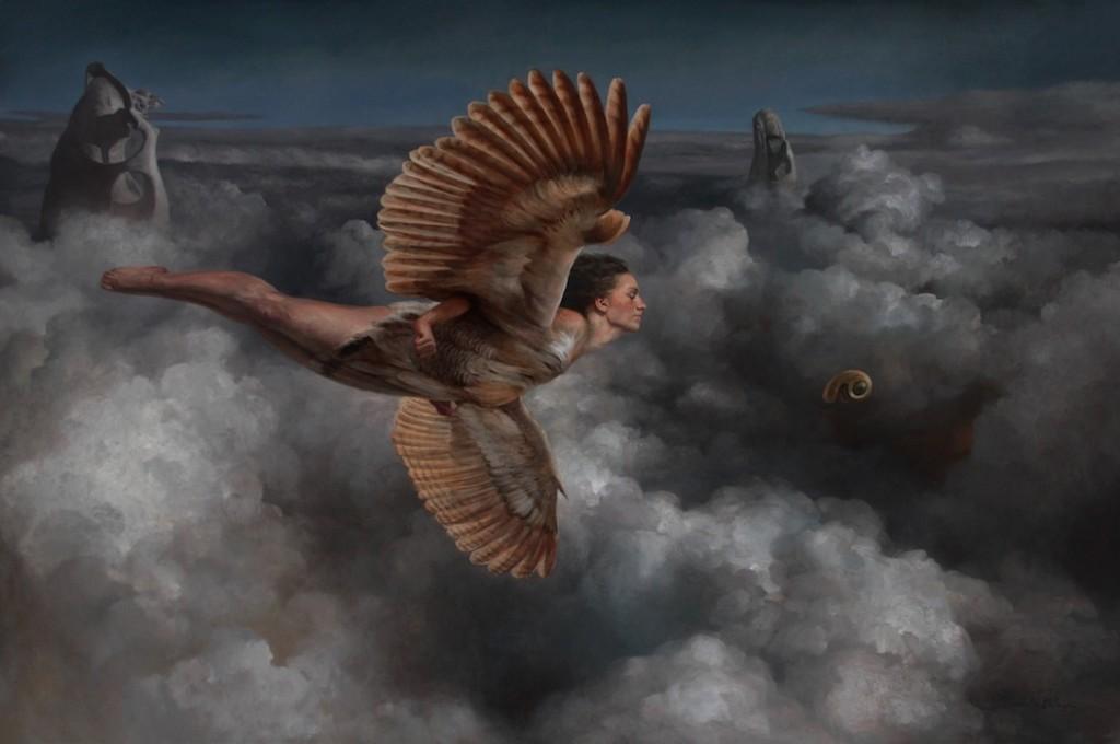 летает шаман